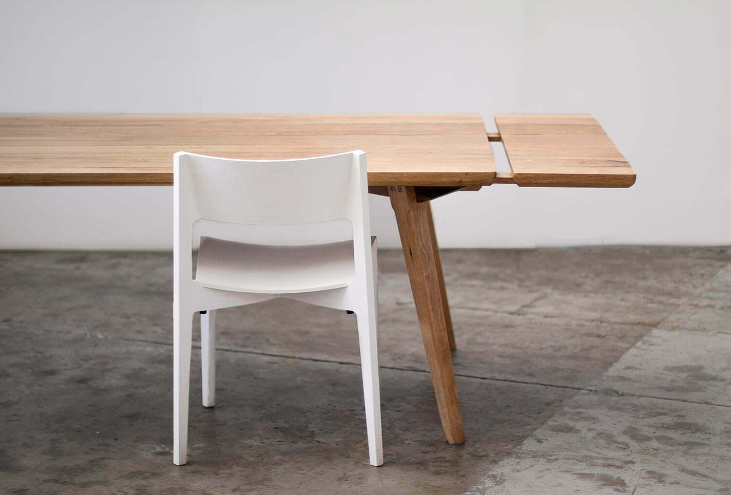 jordan table extendable Recycled Timber Furniture