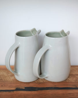 Hibi Pottery Various Jugs