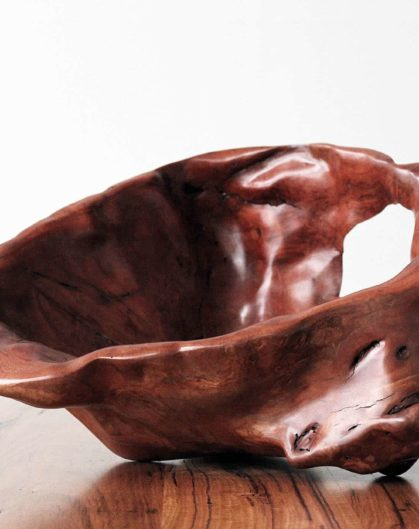 Red Bloodwood Sculpture
