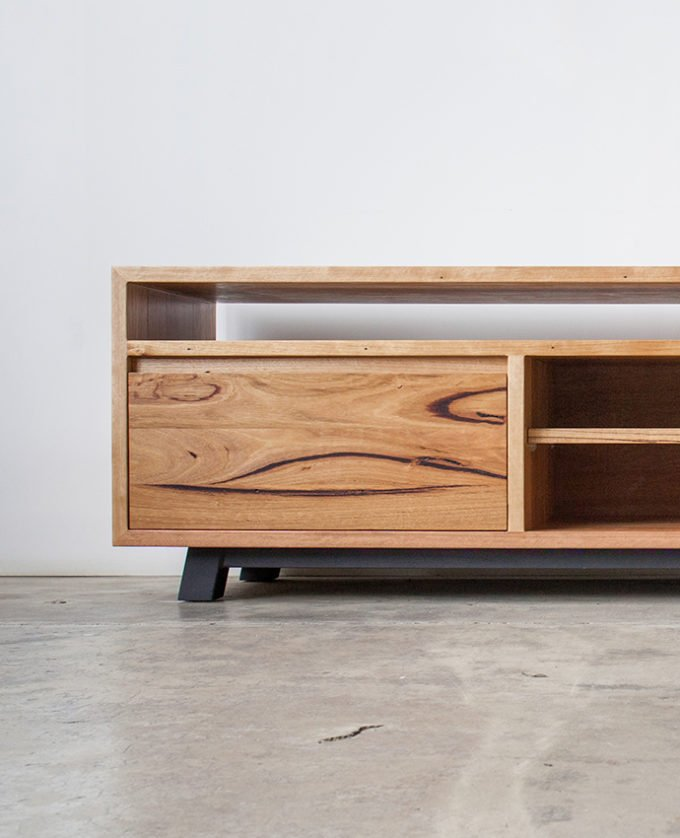 Walking Wally Timber Enterytainment sideboard