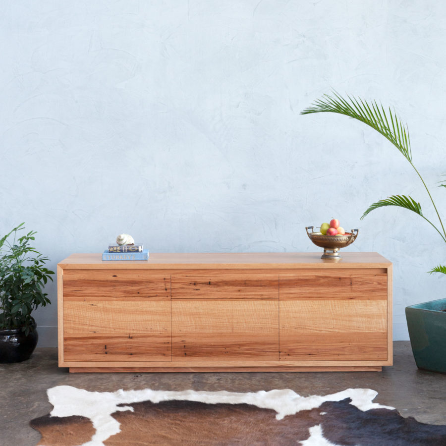 lounge furniture with palm tree