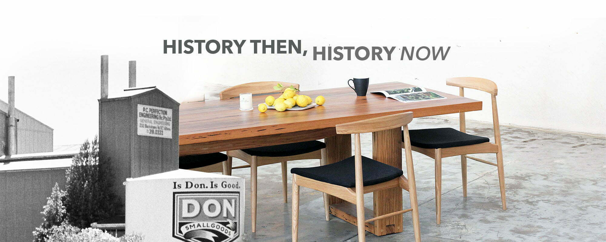 The Don – Timber Table