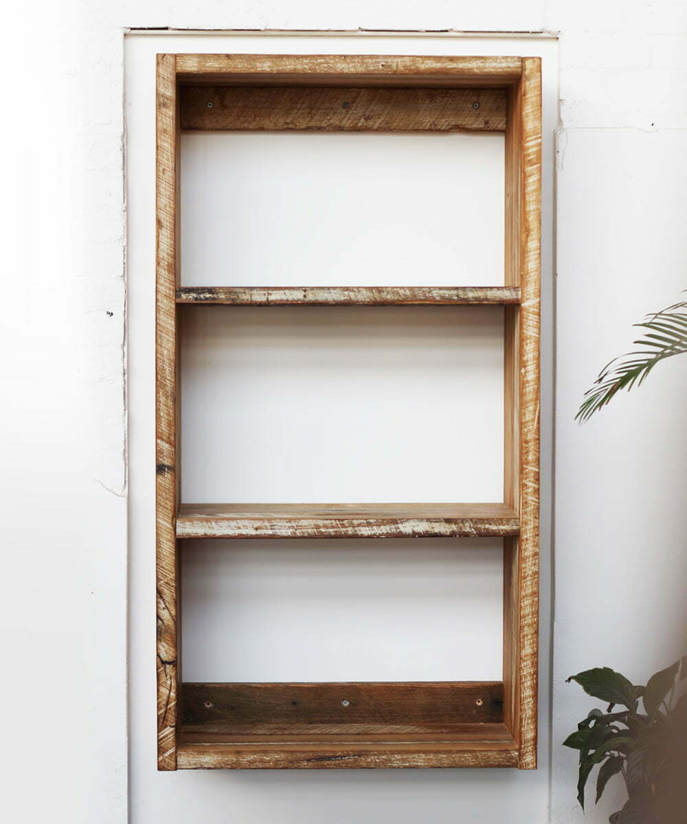 low priced 163ca f55b8 Classic Shelf - Recycled Timber Furniture Melbourne, Yard ...