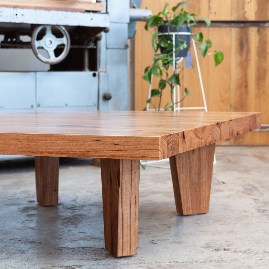 low rider coffee table