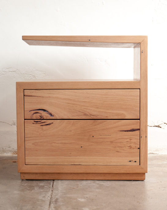 De Vine Side Table - Mountain Ash