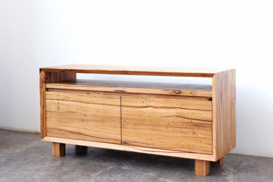 timber entertainment unit