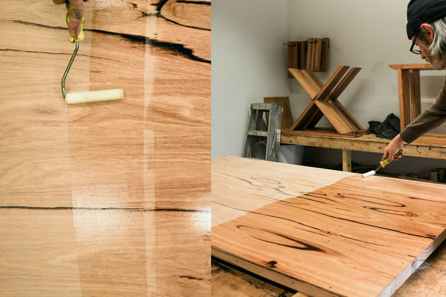 How We Create Recycled Timber Furniture