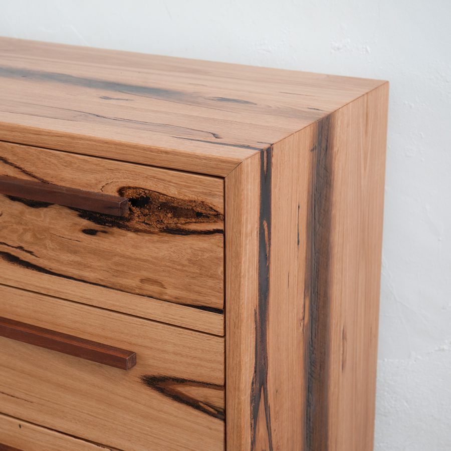 Jarrah Drawers