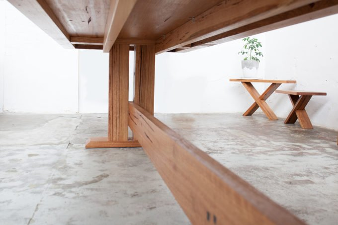 The Pedestal Table