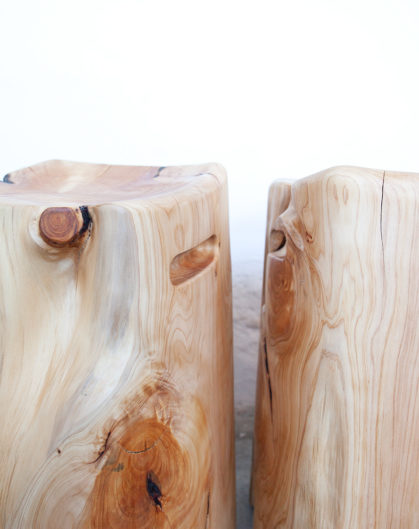Quadlobe Stool