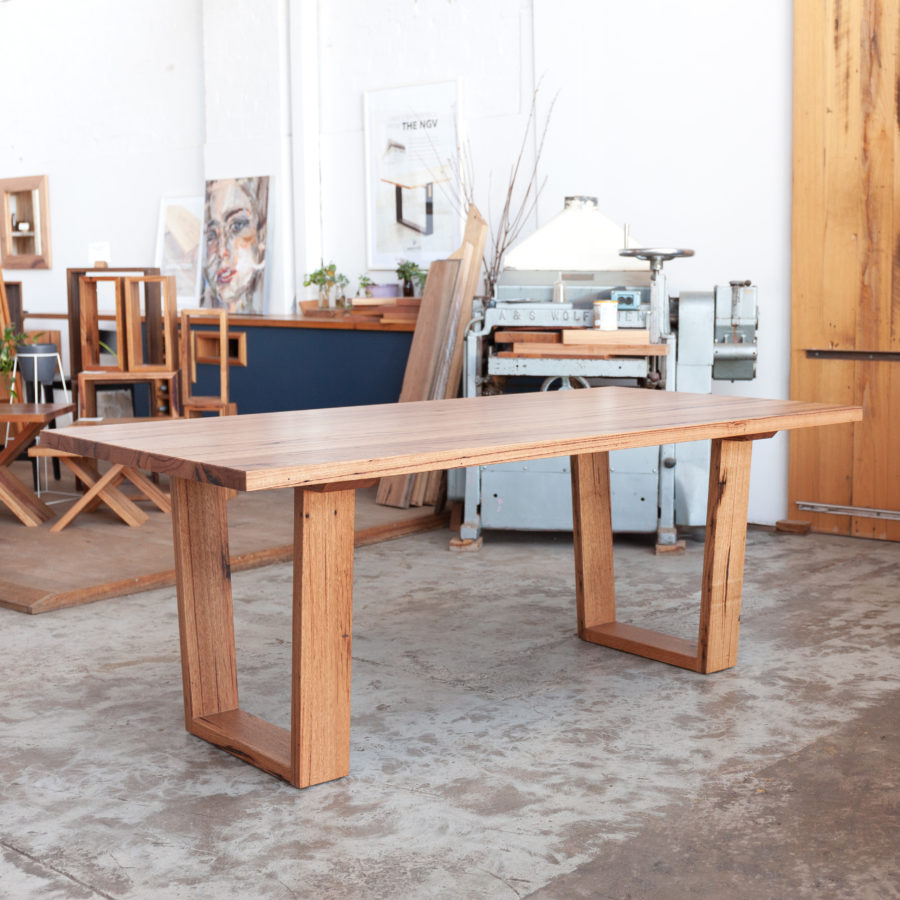 Stanley Timber Dining Table